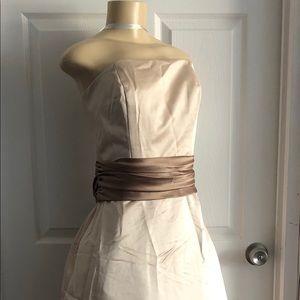 Bill Levkoff original sample dress